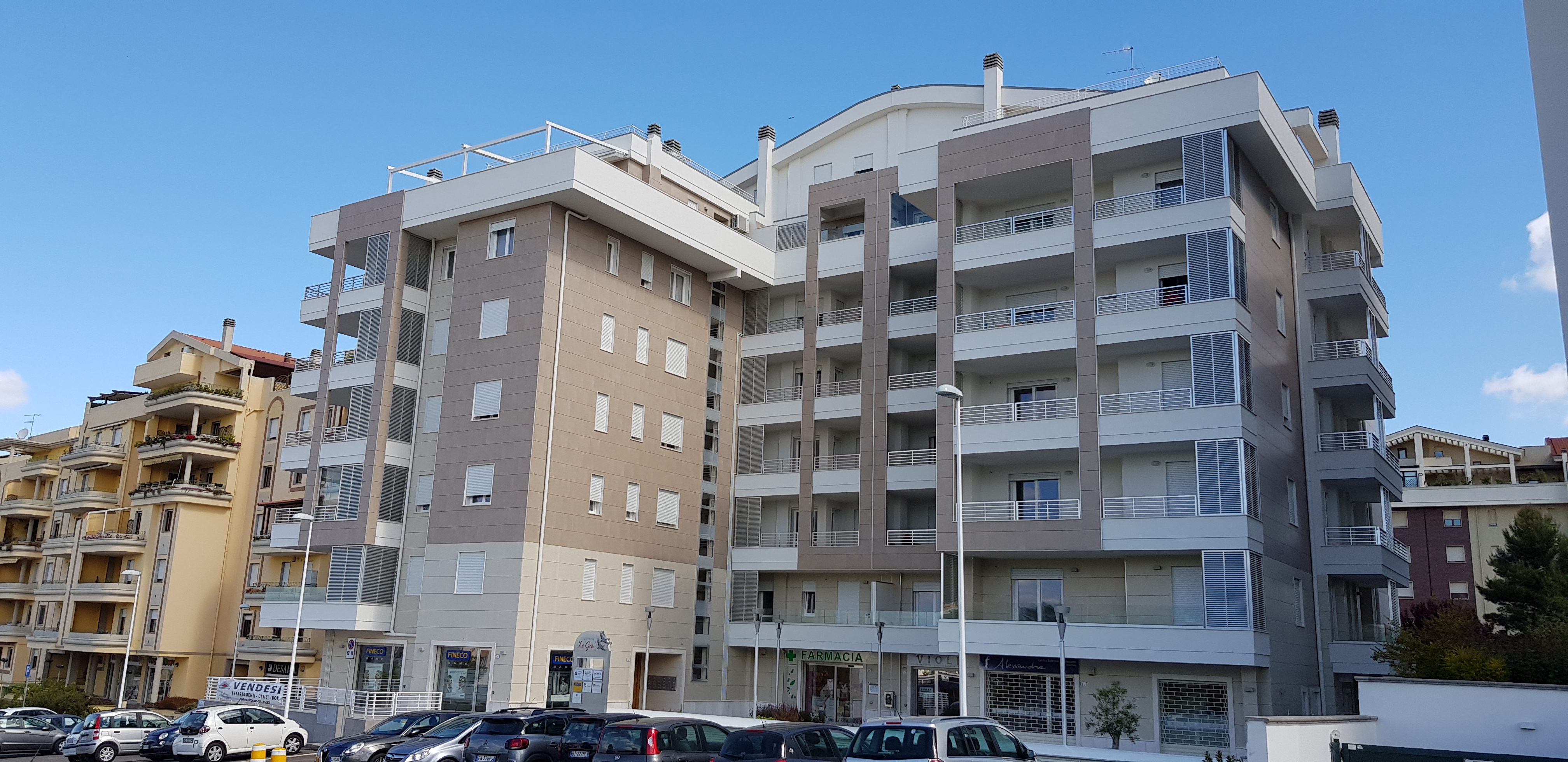 "Residence ""Le Gru"" – via Carlo Felice 42 Sassari"